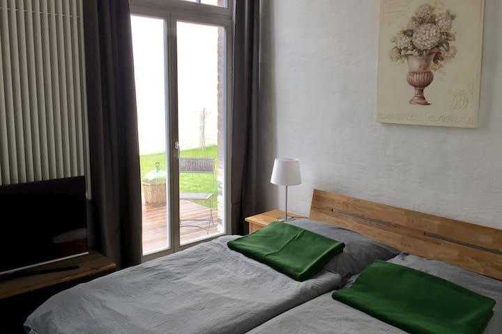 Ferienwohnung in der Remise auf der Insel Werder