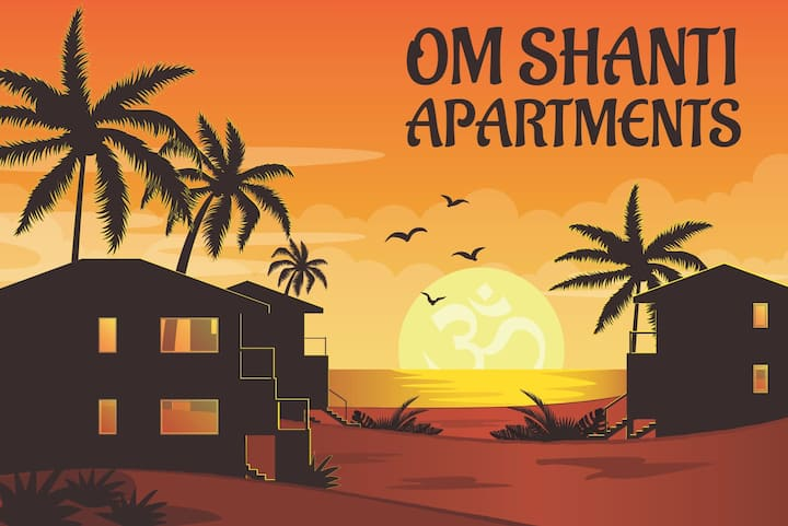 Om Shanti Apartments Family House 4