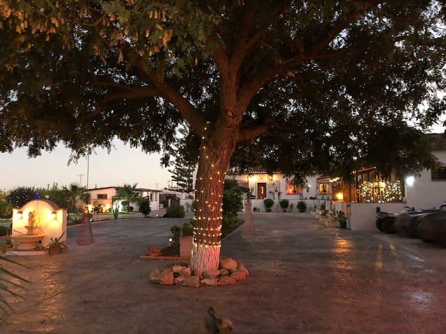Paraíso Escondido4. Mini resort Finca Santa Ana.