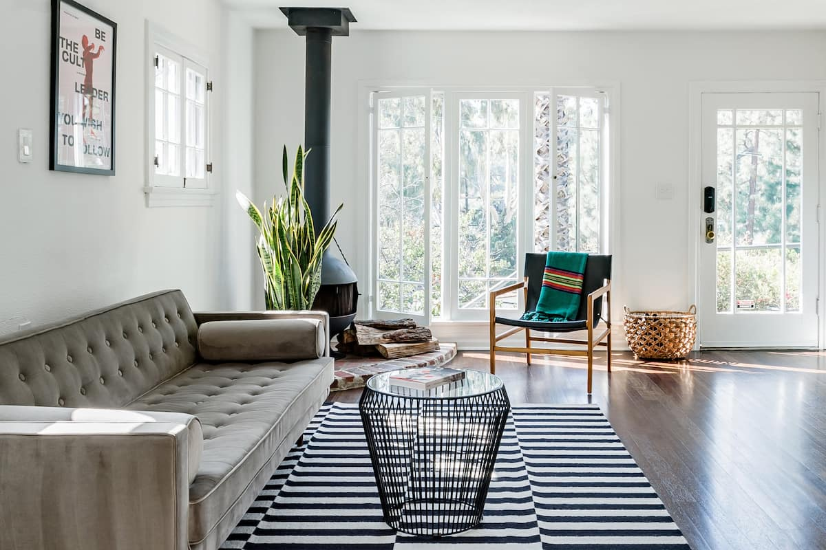 Explore Silver Lake from a Charming Bungalow