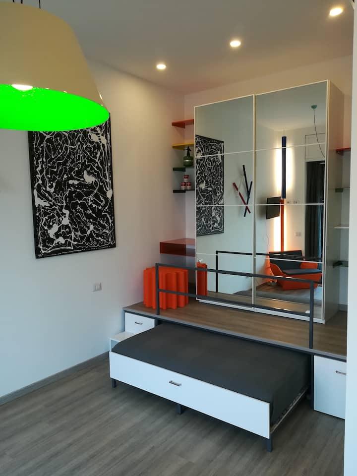 COSY DESIGN STUDIO  ON NAVIGLIO GRANDE
