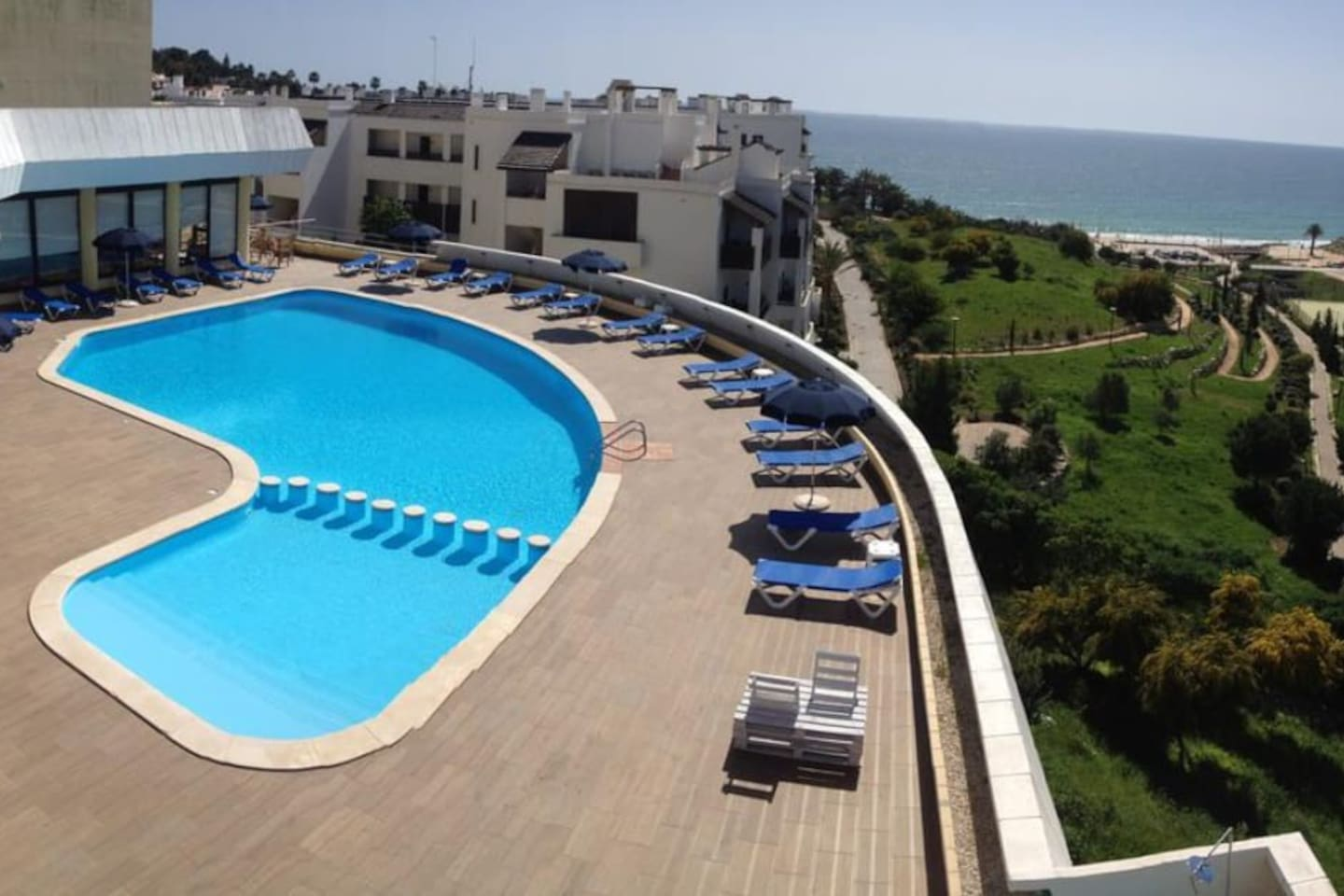 Swimming Pool Terrace - Free access to the swimming pool (open from 1st May to 15th October).