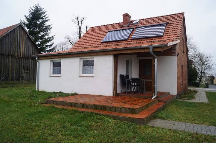 Ferienwohnung mit 2 Schlafzimmer in Goldenitz