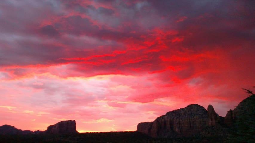 Red Rock Retreat