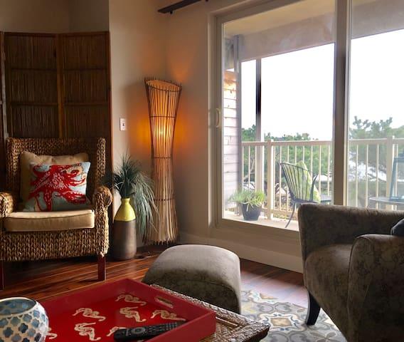 Cute Cozy Ocean View Condo! - Gearhart - Apartament