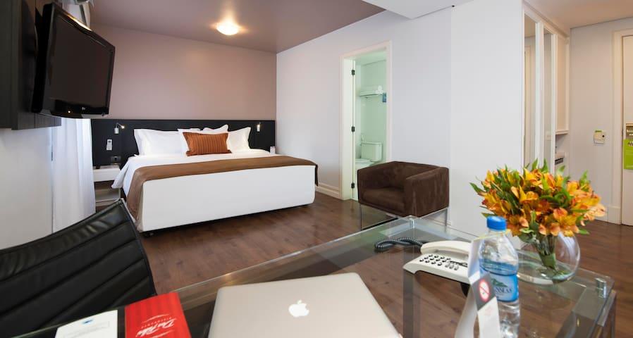 Apartamento Hotel Radisson