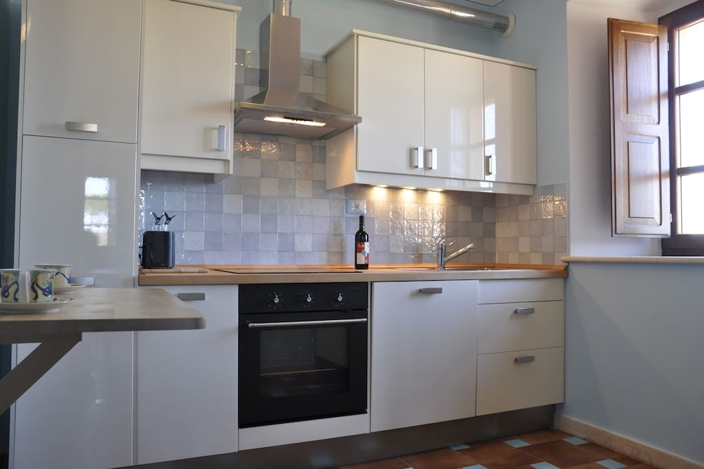 Cucina appartamento Malvasia