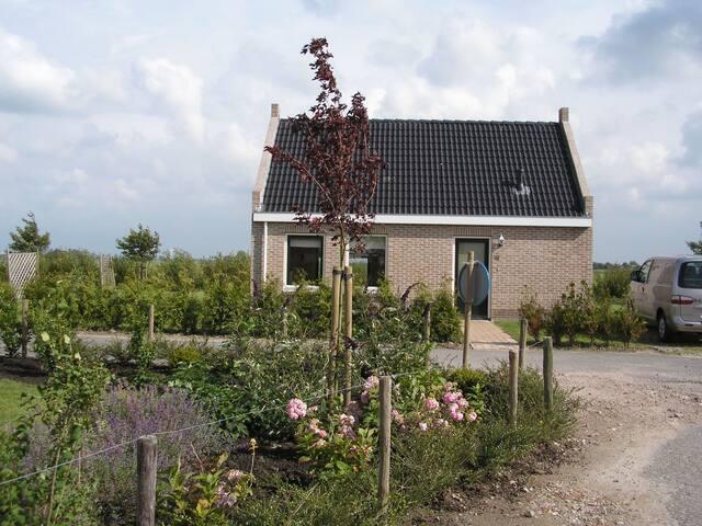 5 persoons vakantiewoning Friesland - Tzummarum - Casa de campo