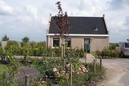 5 persoons vakantiewoning Friesland - Tzummarum