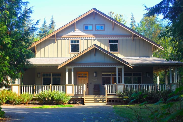 Olympic Foothills Lodge - Port Angeles - Haus