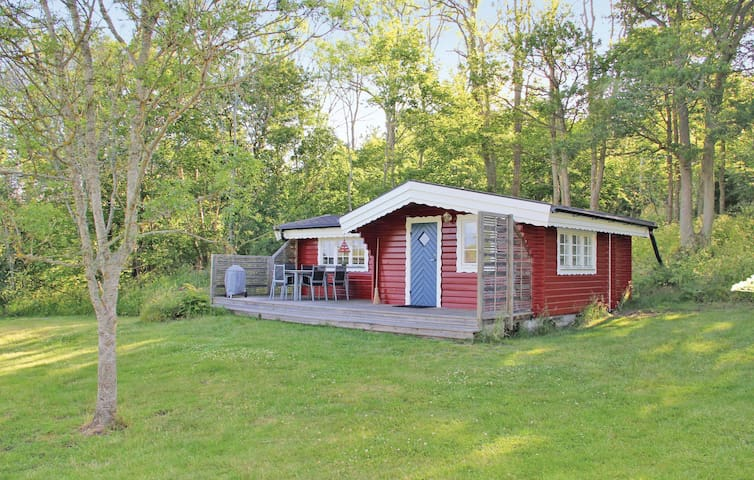 Holiday cottage with 1 room on 30m² in Jämjö