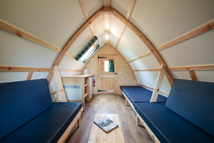 Glamping Pod - Hare