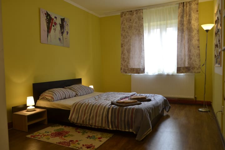 Studio close to the center - Brașov - Appartement