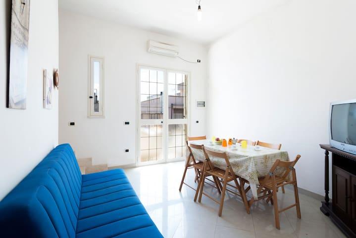 Bright and modern - Casa Vacanze in Salento per famiglie