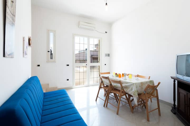 Bright and modern - Casa Vacanze in Salento per famiglie