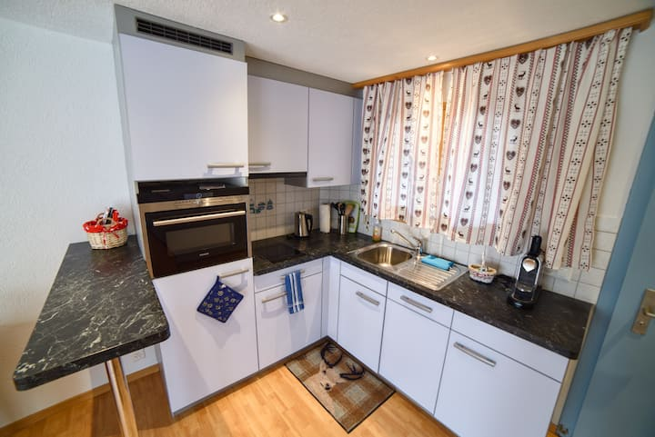 Swiss apartement 1