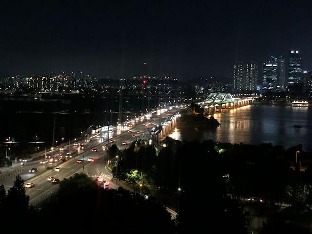 [Rachie's Home] New! #River View #Hongdae #yeoyido