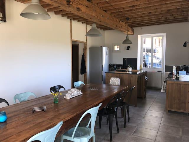 La maison «bellevue»