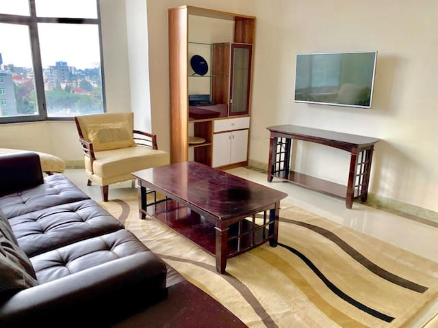 Hot new luxury apartment in Bole, Addis Ababa