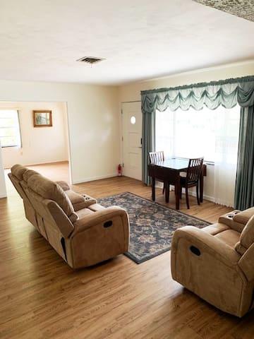 Mom's House. Spacious family home.