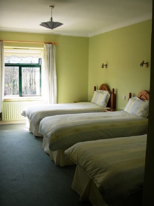 One of our en-suite rooms