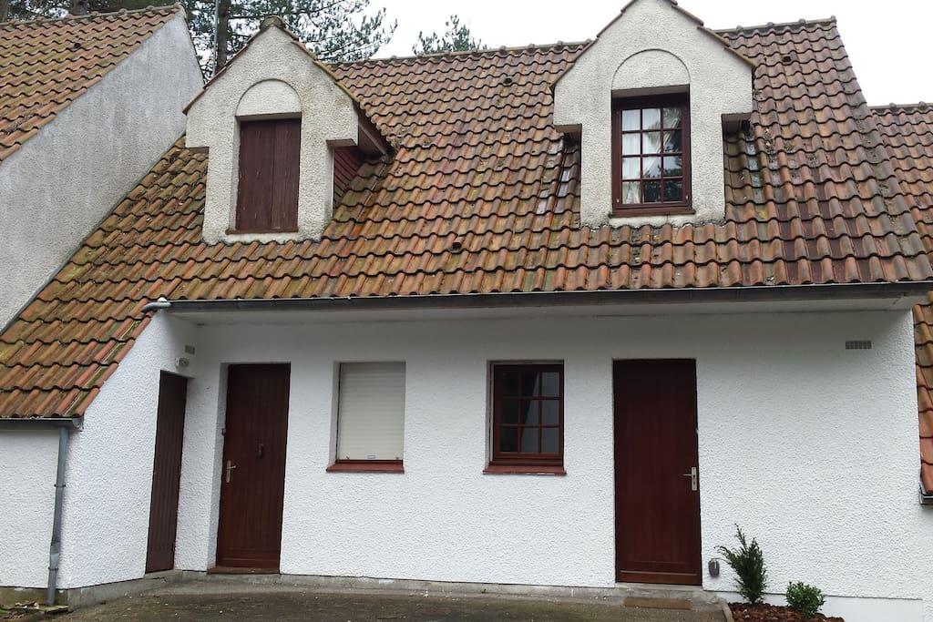 Maison dans clos bois cottages for rent in neufch tel - Hole d entree ...