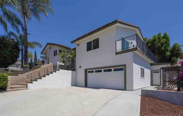 New, private & cozy getaway in San Diego