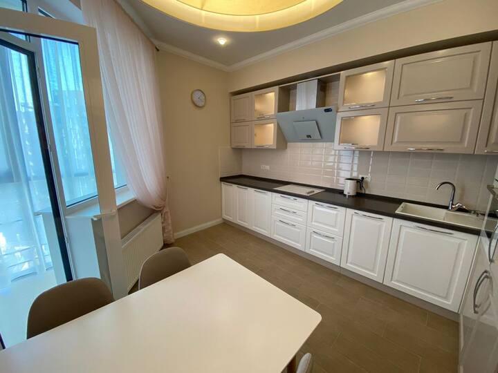Шикарная квартира со всем необходимым в г.Кишиневе
