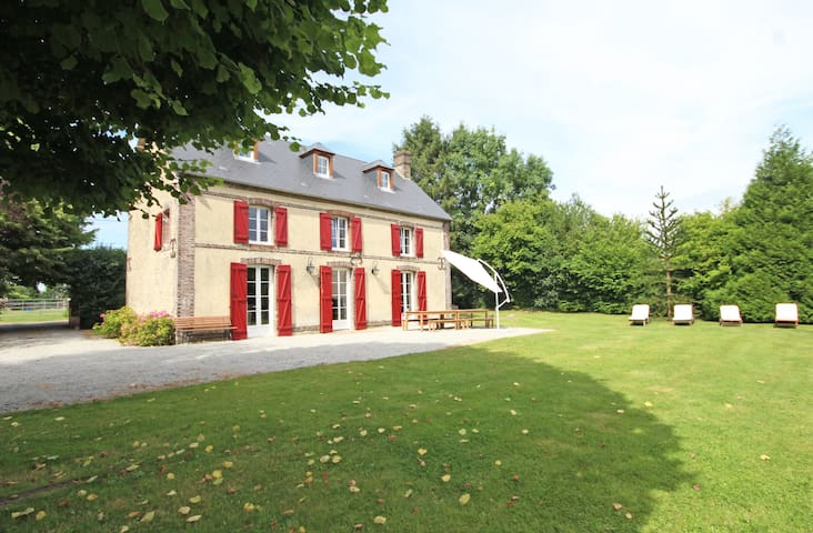 Lovely and comfortable cottage Le Perche Normandy - Saint-Ouen-de-Sécherouvre - Haus