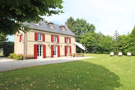 Lovely and comfortable cottage Le Perche Normandy - Saint-Ouen-de-Sécherouvre