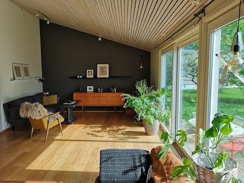 Cozy family home in the center of Sunndalsøra