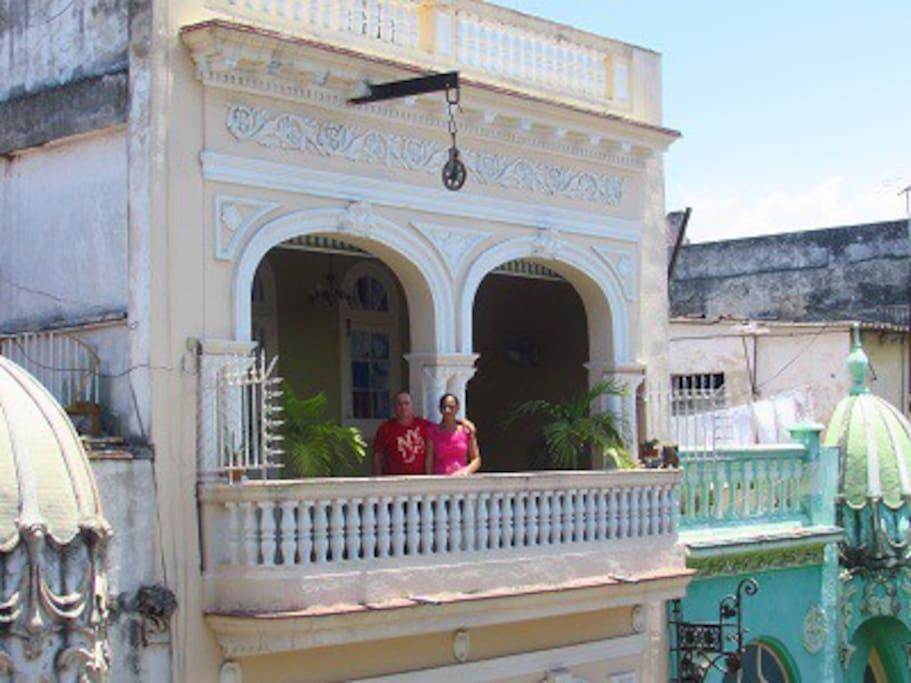 Ivonne & Ramón (Hostess)