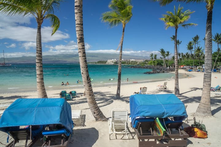 Thanksgiving Deal Mauna Lani Resort, Private Beach