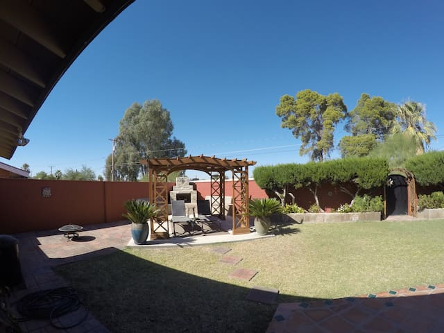 Central Relaxing Casita