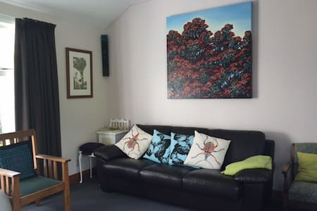 Large sunny room -ferry/city close