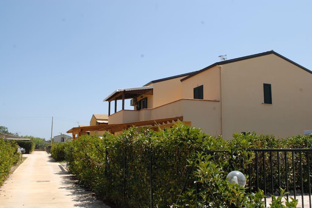 Casa vacanze mare in sicilia vicino cefal case in - Piane del bagno ...