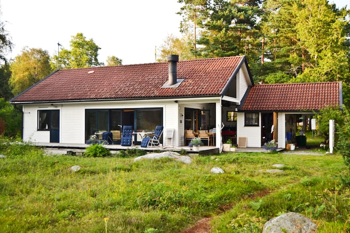 Our paradise on Rossö by the sea