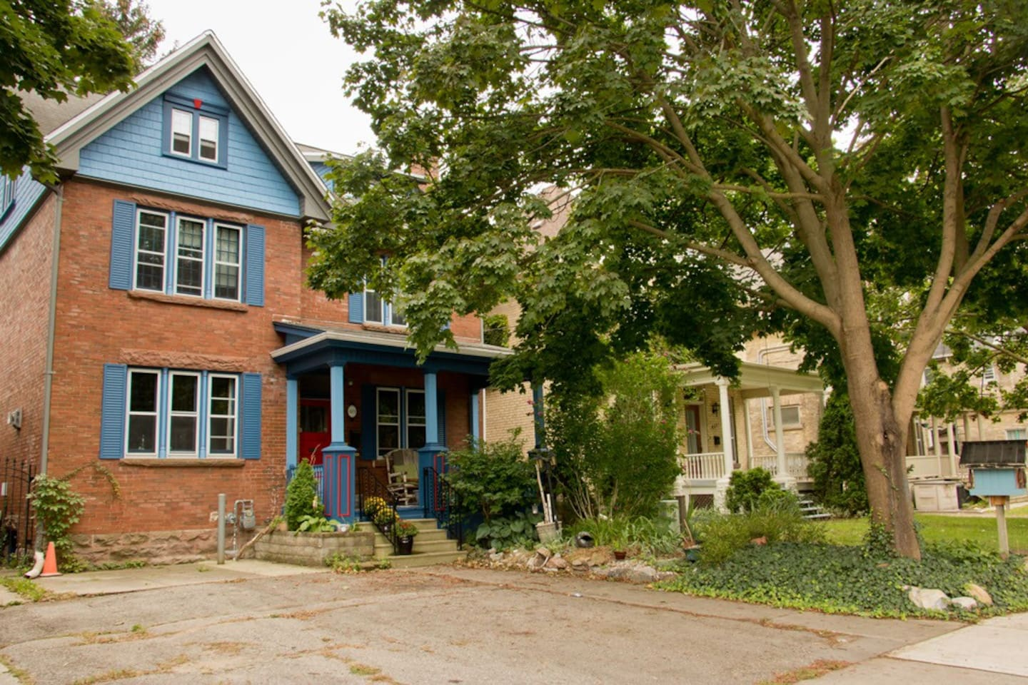 Victorian House in the Woodfield neighbourhood, London Ontario