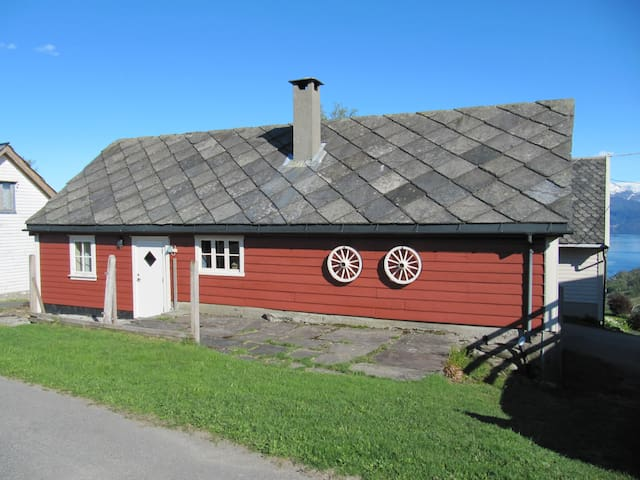 Hytte på Kjosås, Øystese, Hardanger - Kvam - Rumah