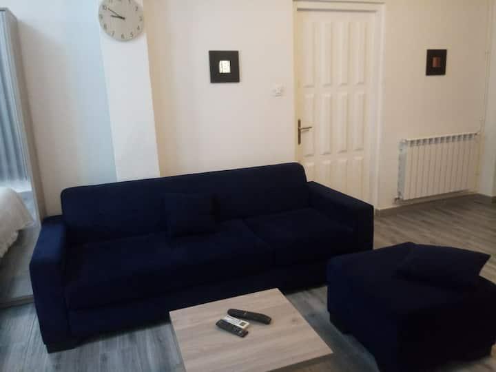 Appartement style LOFT 55m2, niveau de villa.