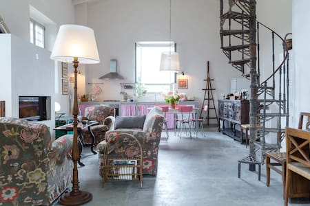 Cosy loft in the countryside - Rignano sull'Arno - House