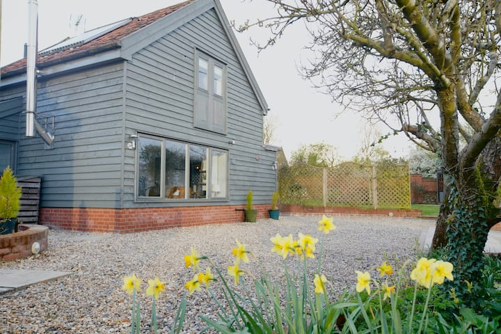Superior quality home in the heart of Suffolk.