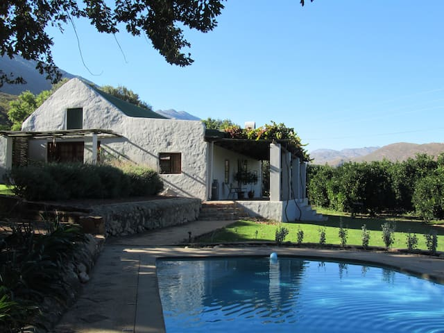 Boschkloof Self-Catering Cottage