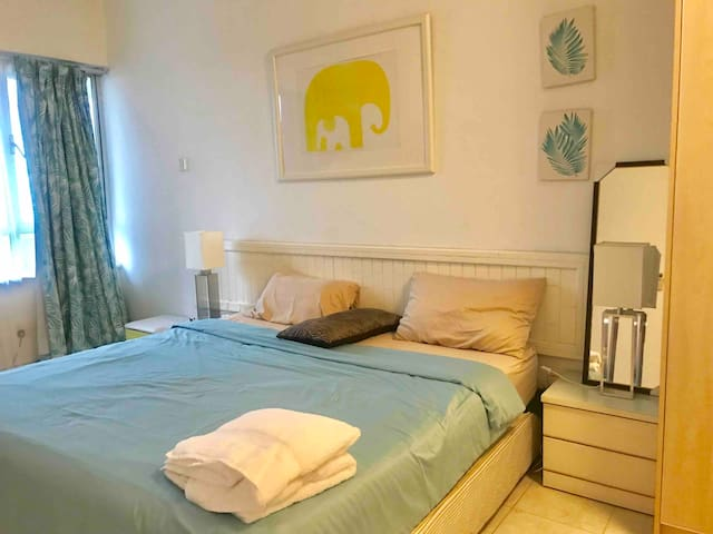 SuCasa Dream 1-bedroom at Ampang KLCC 5min| 3pax