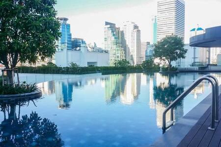 Homie Center Bangkok BTS Sukhumvit (58) - Bangkok