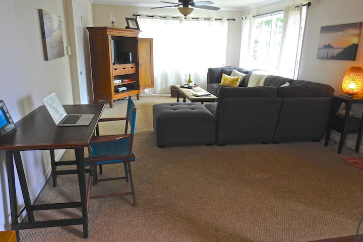 Tropical home retreat. - Kaneohe - Casa