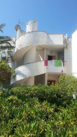 Casa vacanze con vista a Lido del Sole