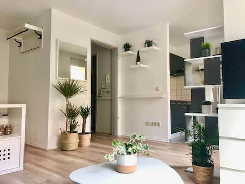 Modernes Single-Apartment  // 8 Min. in der City