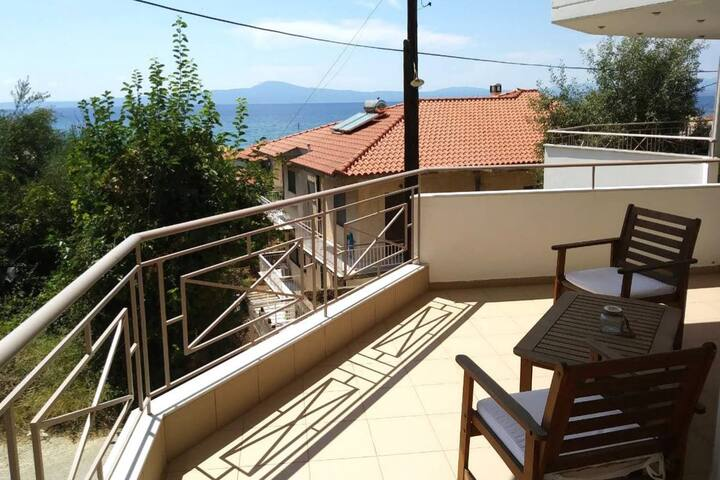 Iviskos 2 - Studio 100m Away from the Beach