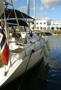 Boat marina - Playa Blanca